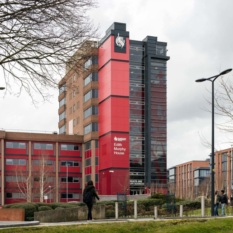 Edith Murphy building, DMU