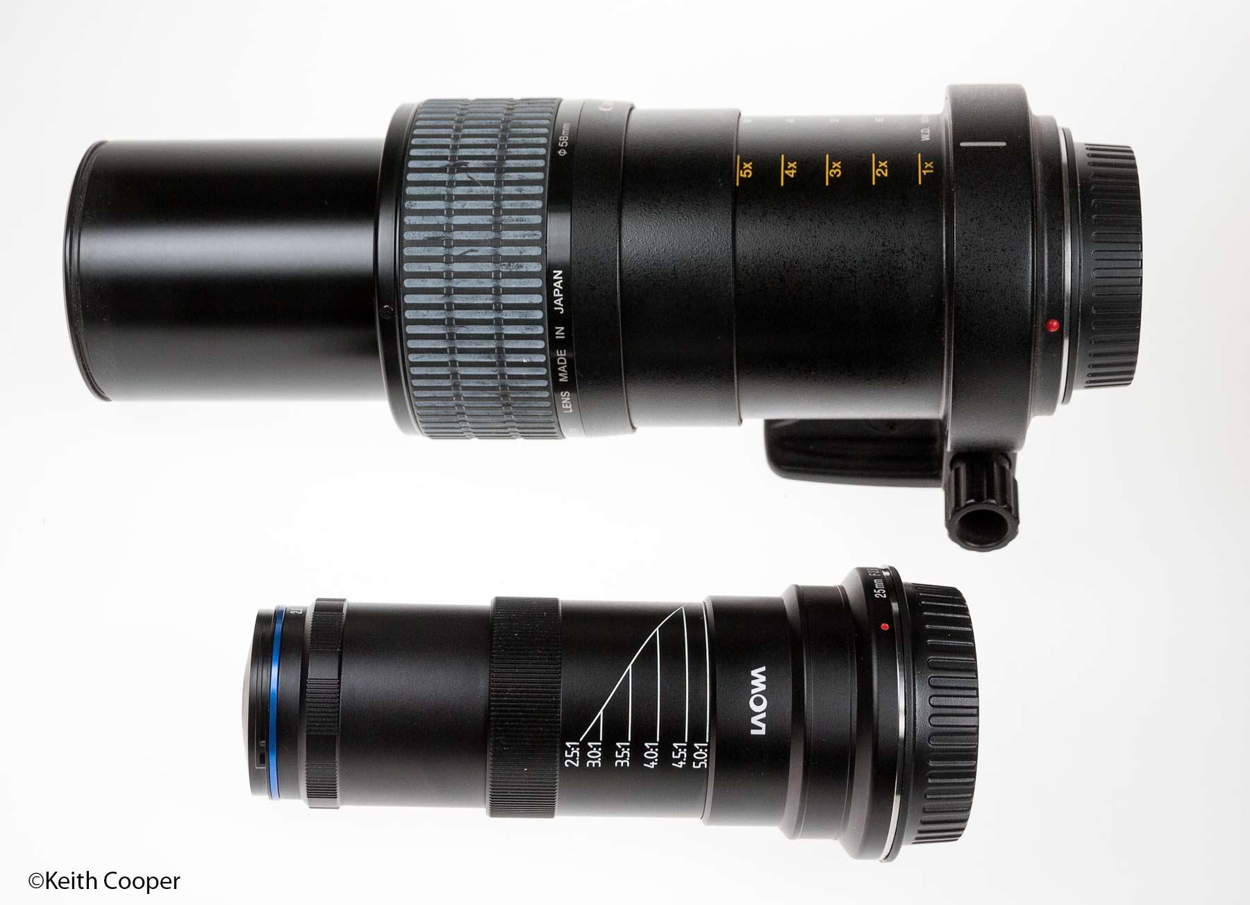 extended lens comparison