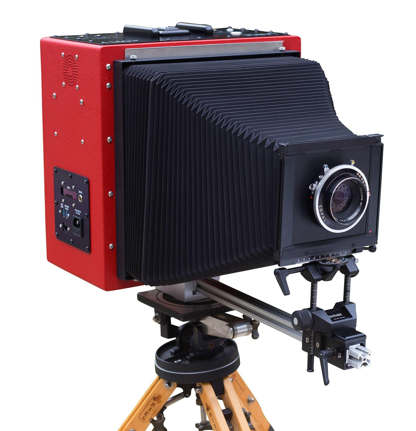 LS911 large format camera