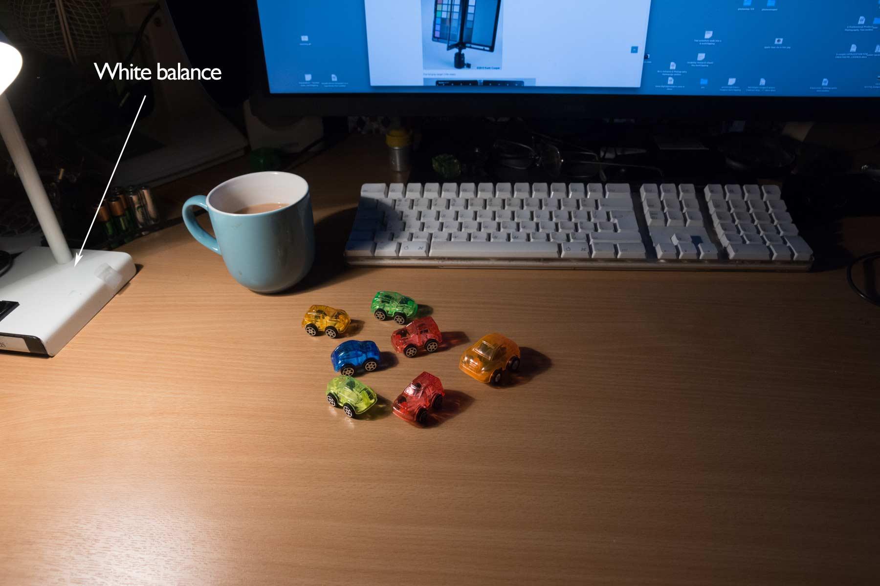 basic white balance