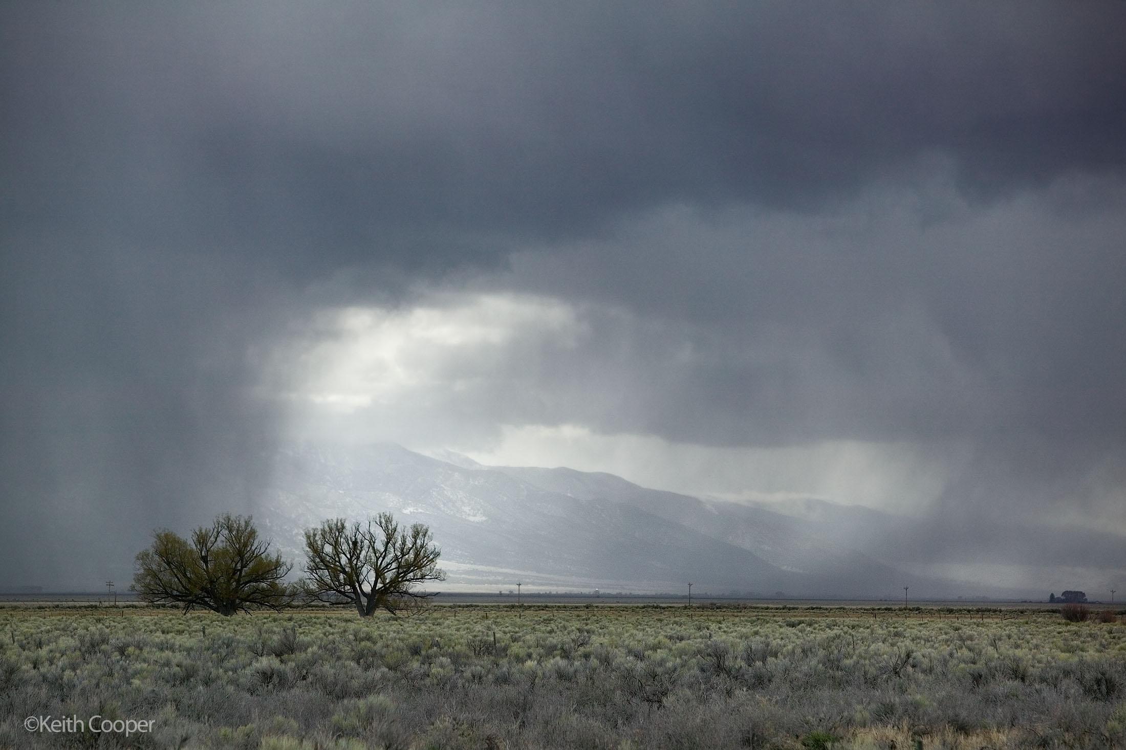 Storm front - Colorado