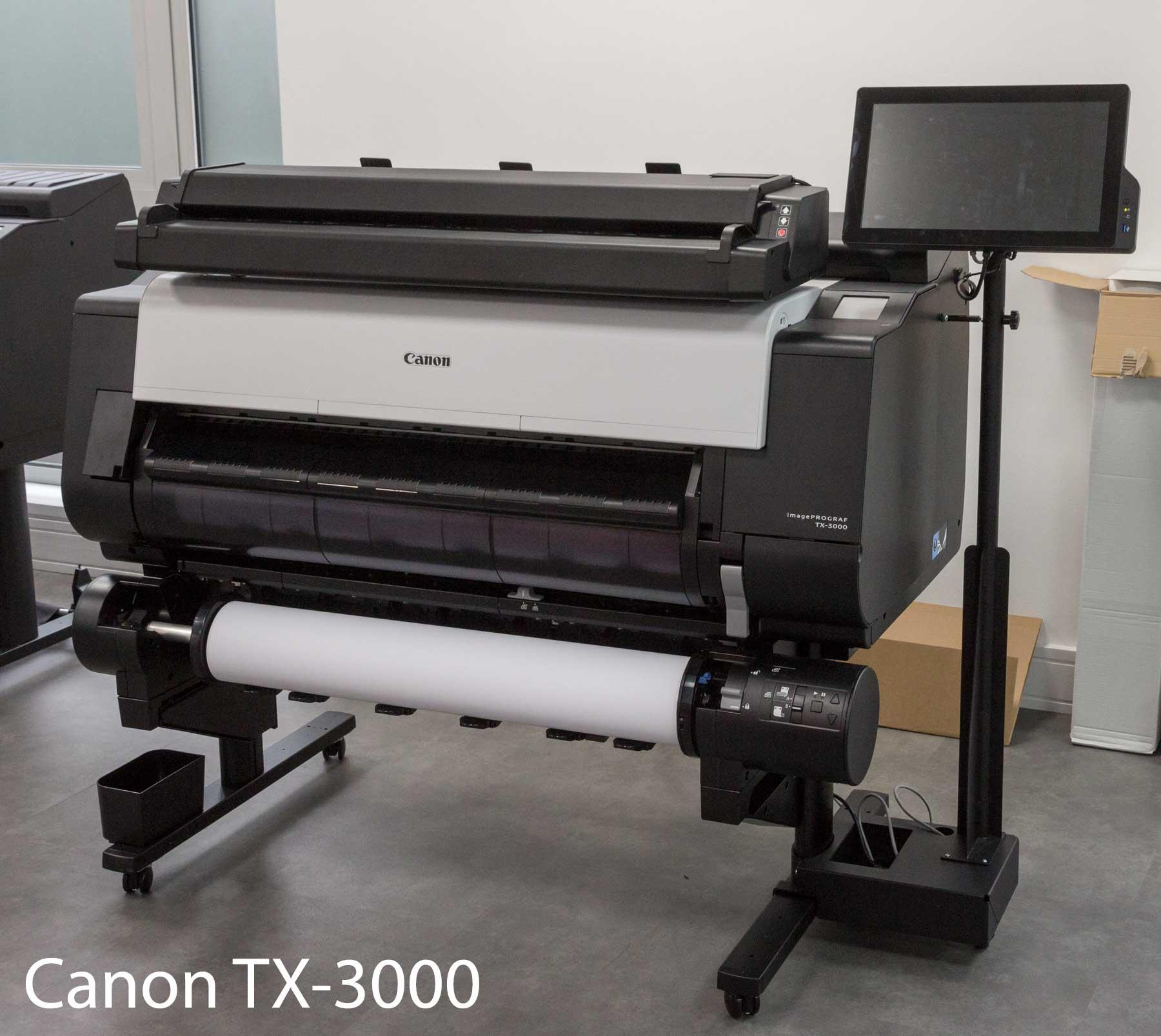 Canon TX-3000