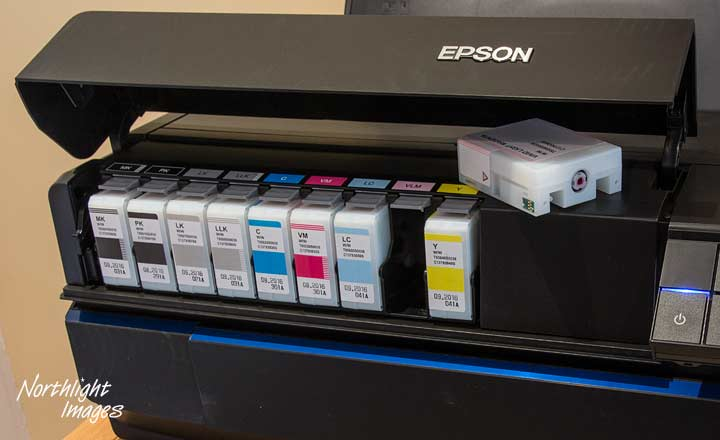 P800 ink carts