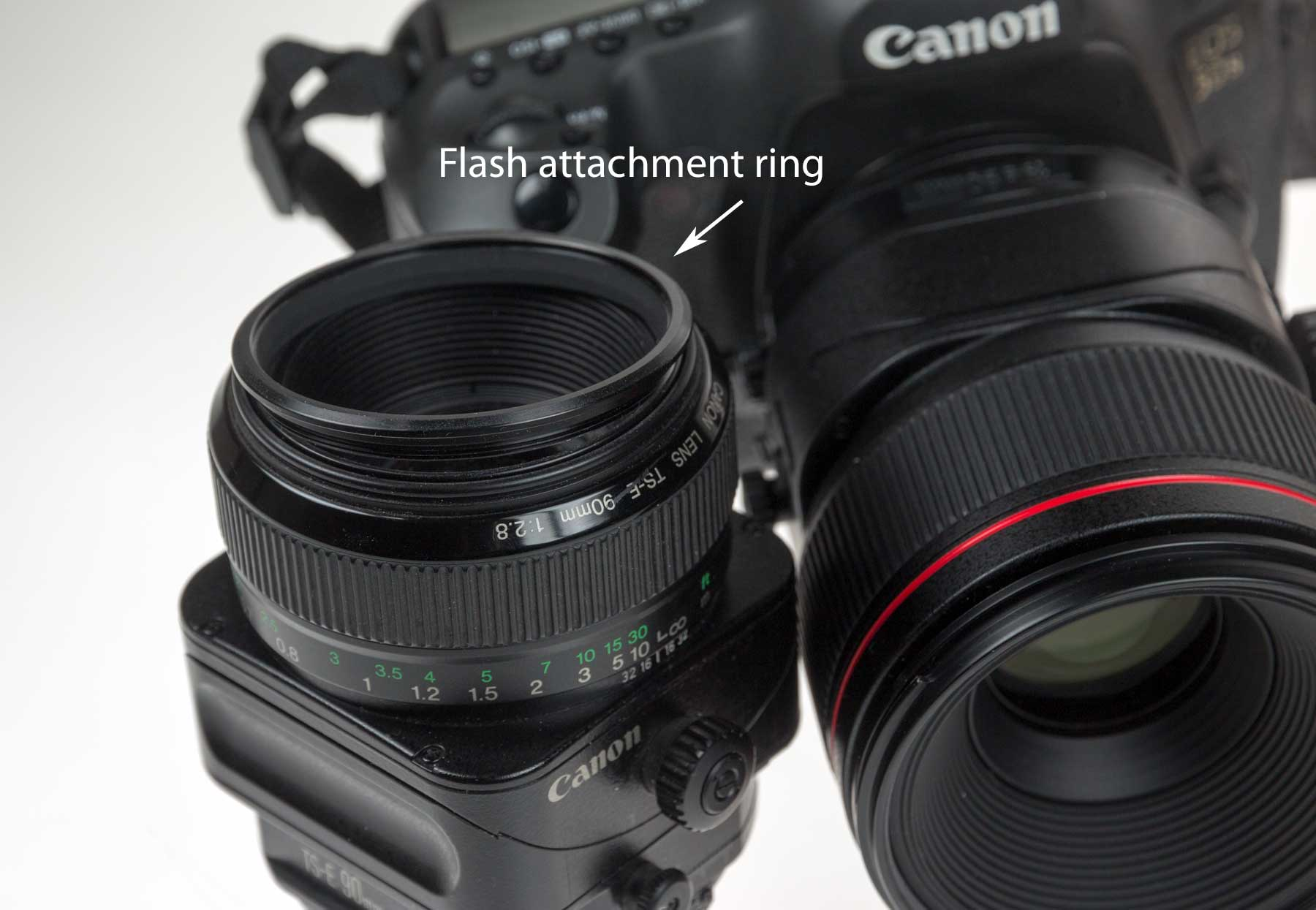 lens front ends