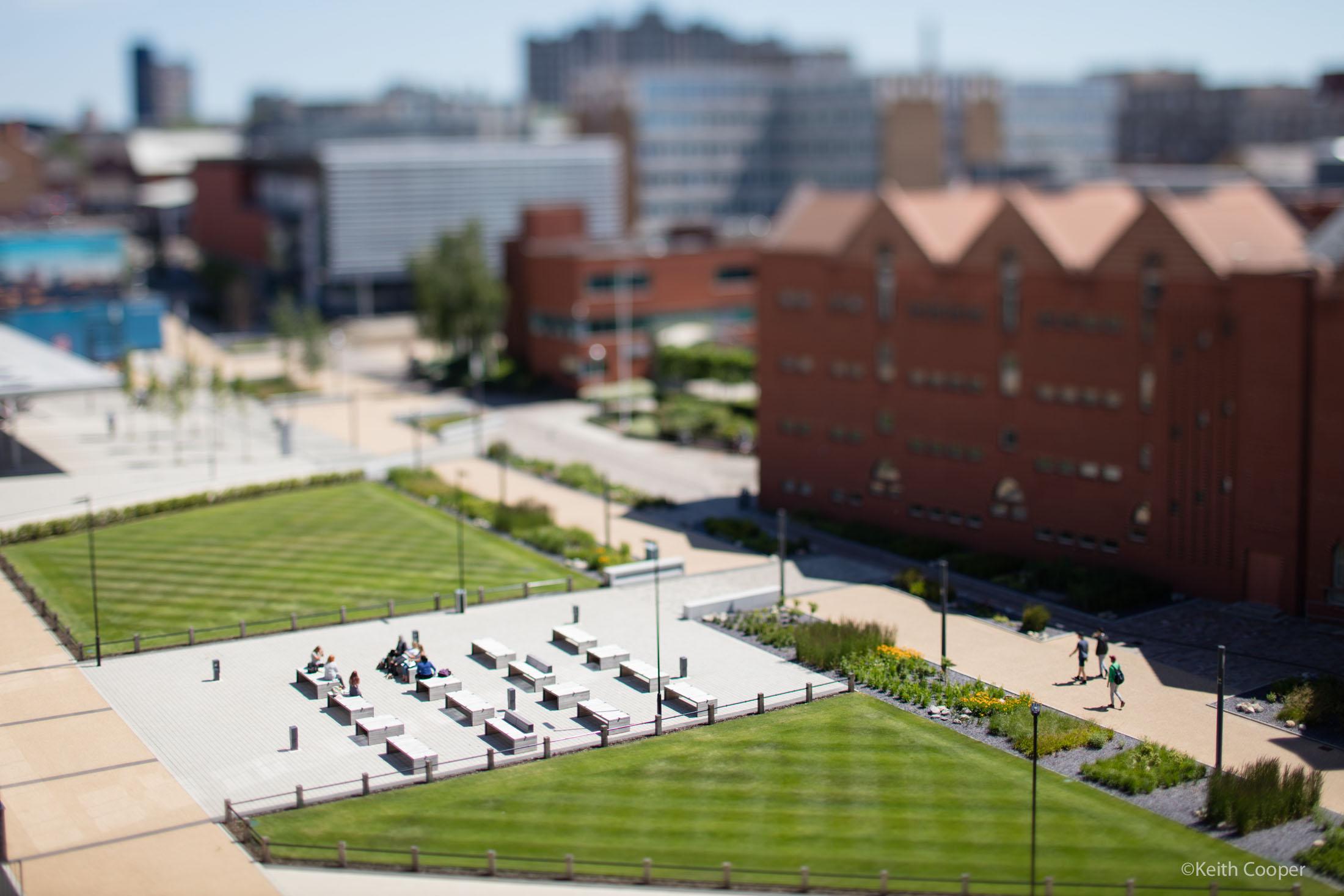 dmu model campus 3