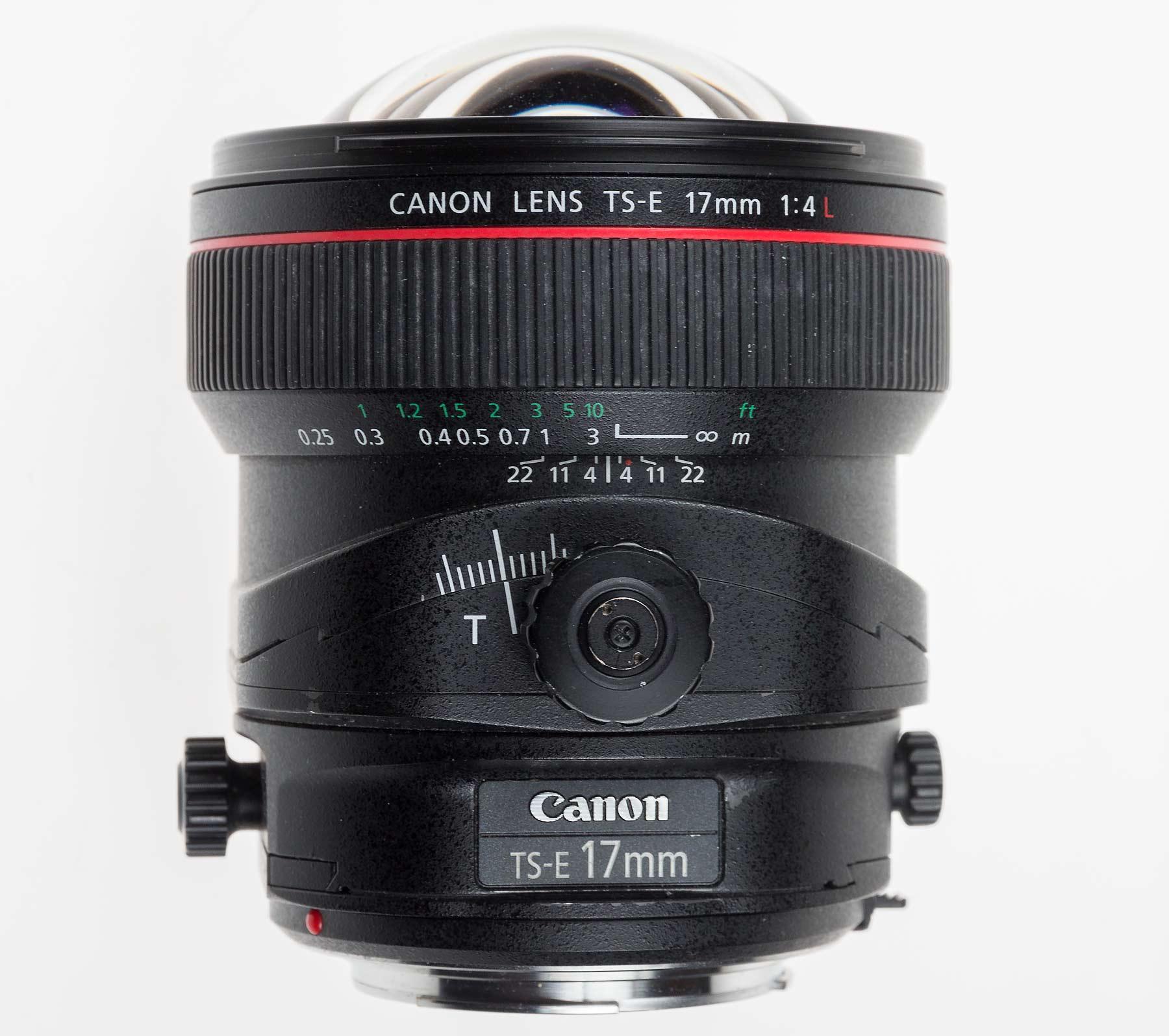 ts-e17 lens