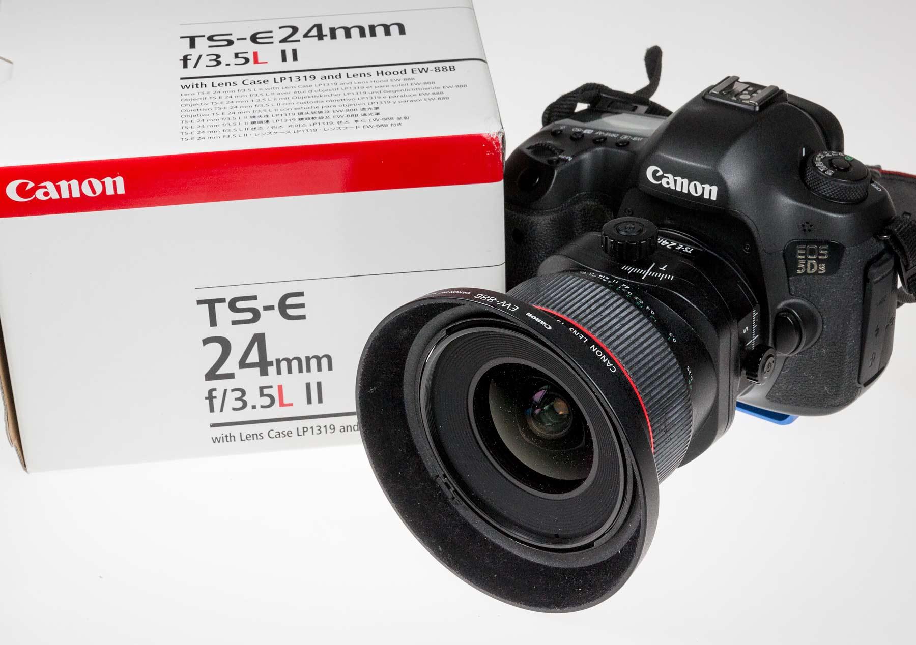 ts-e24 and box