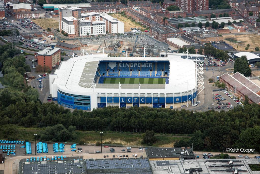 LCFC stadium view