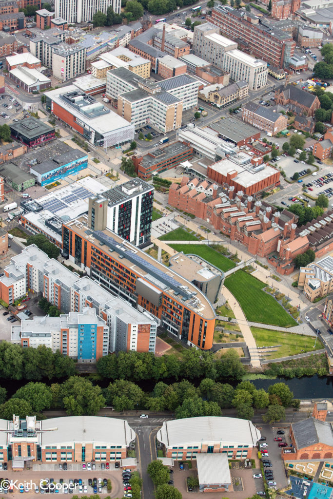 dmu campus view
