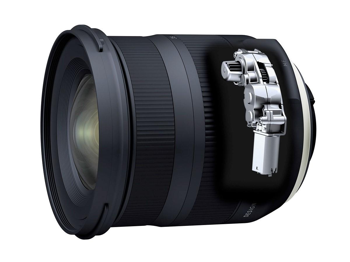 Tamron 17-35mm F2.8-4 motor