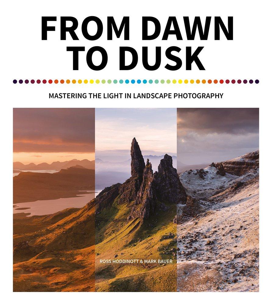 landscape dawn to dusk