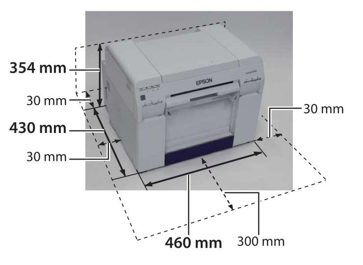 d700 footprint