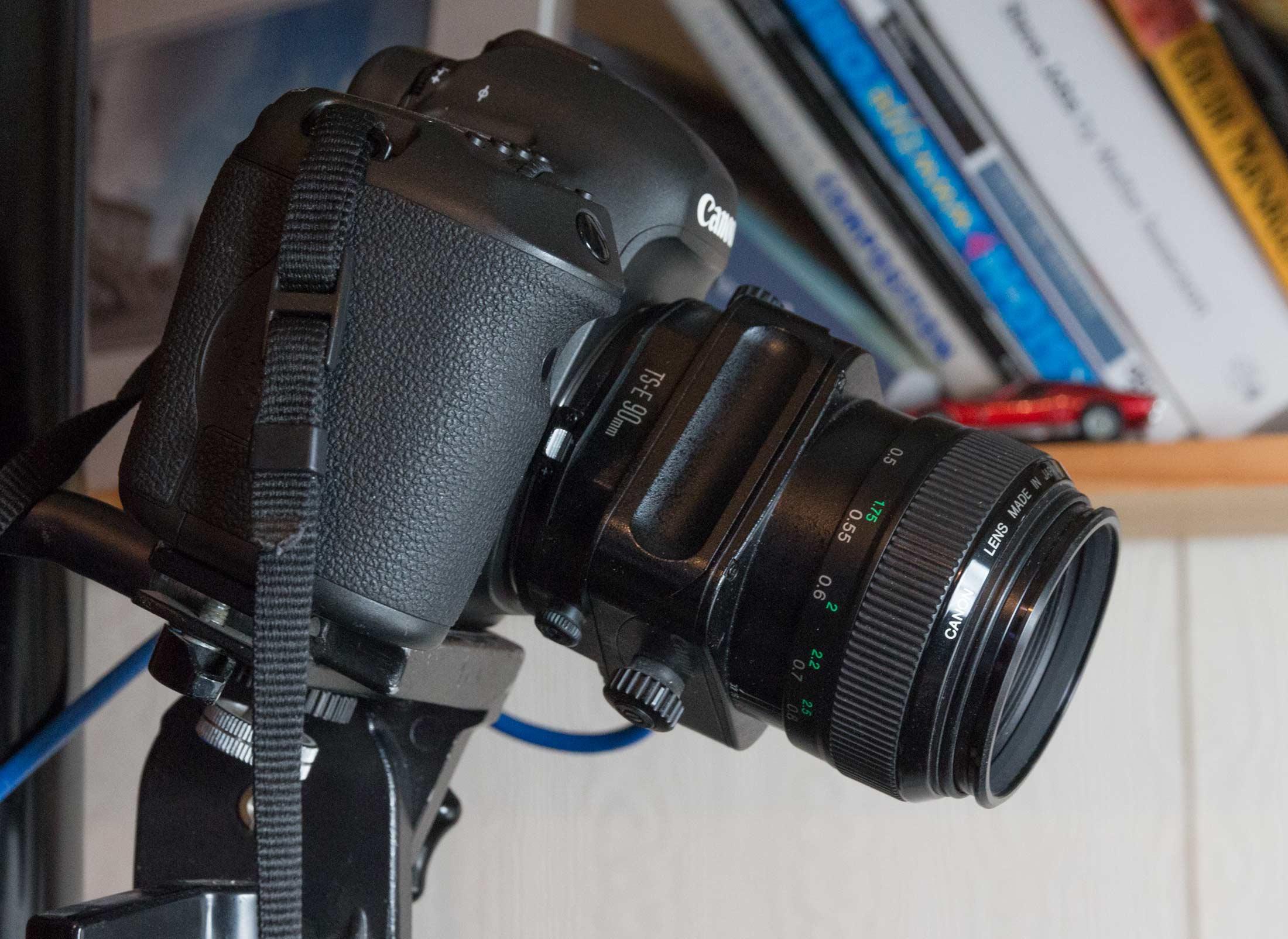 lens rotation