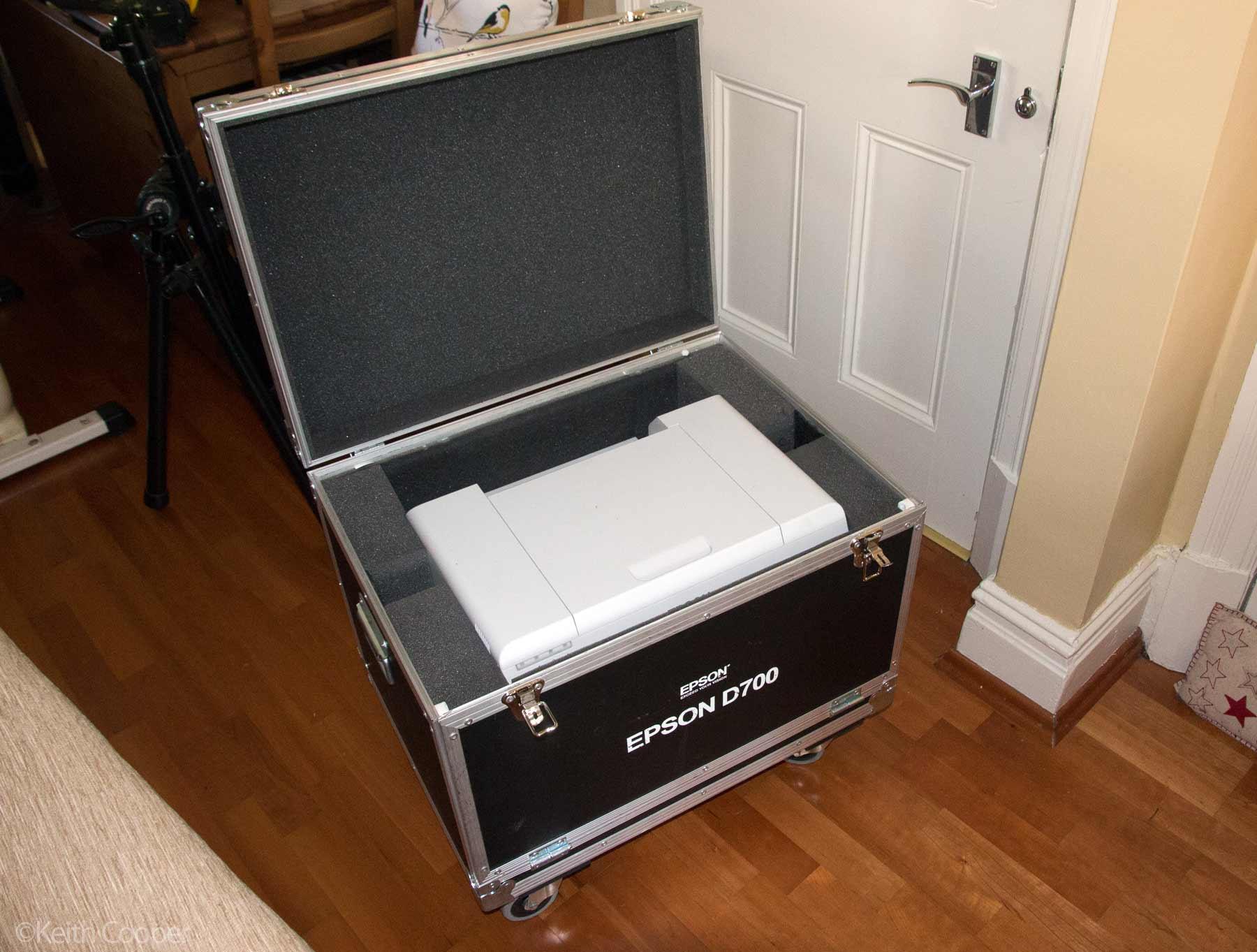 printer box