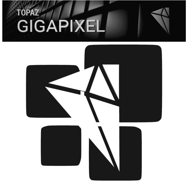 topaz AI gigapixel