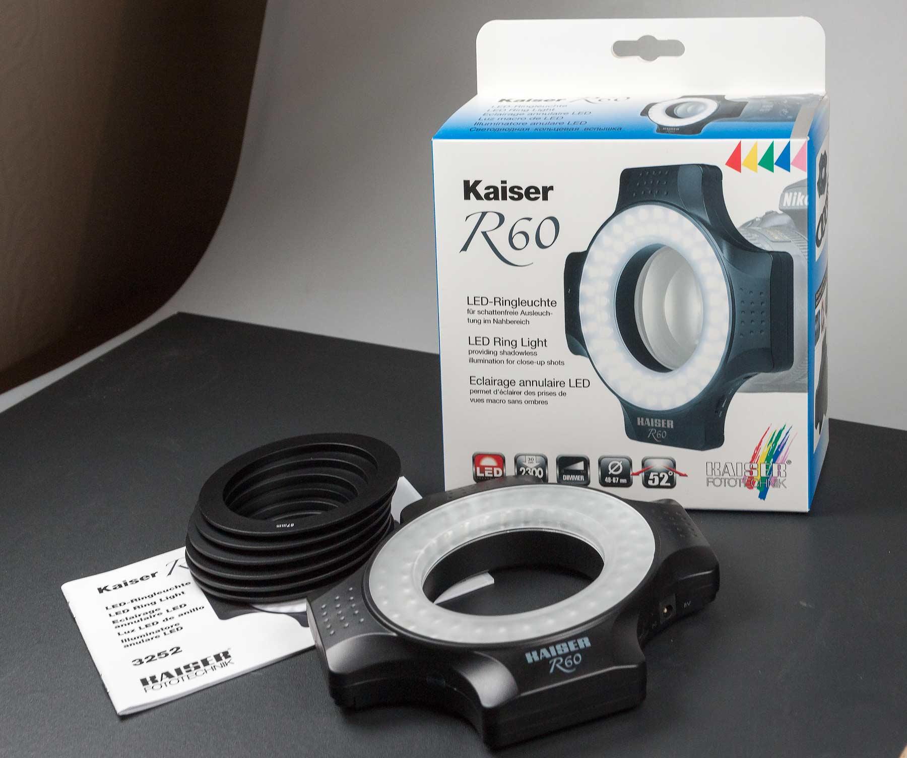 Kaiser R60 kit