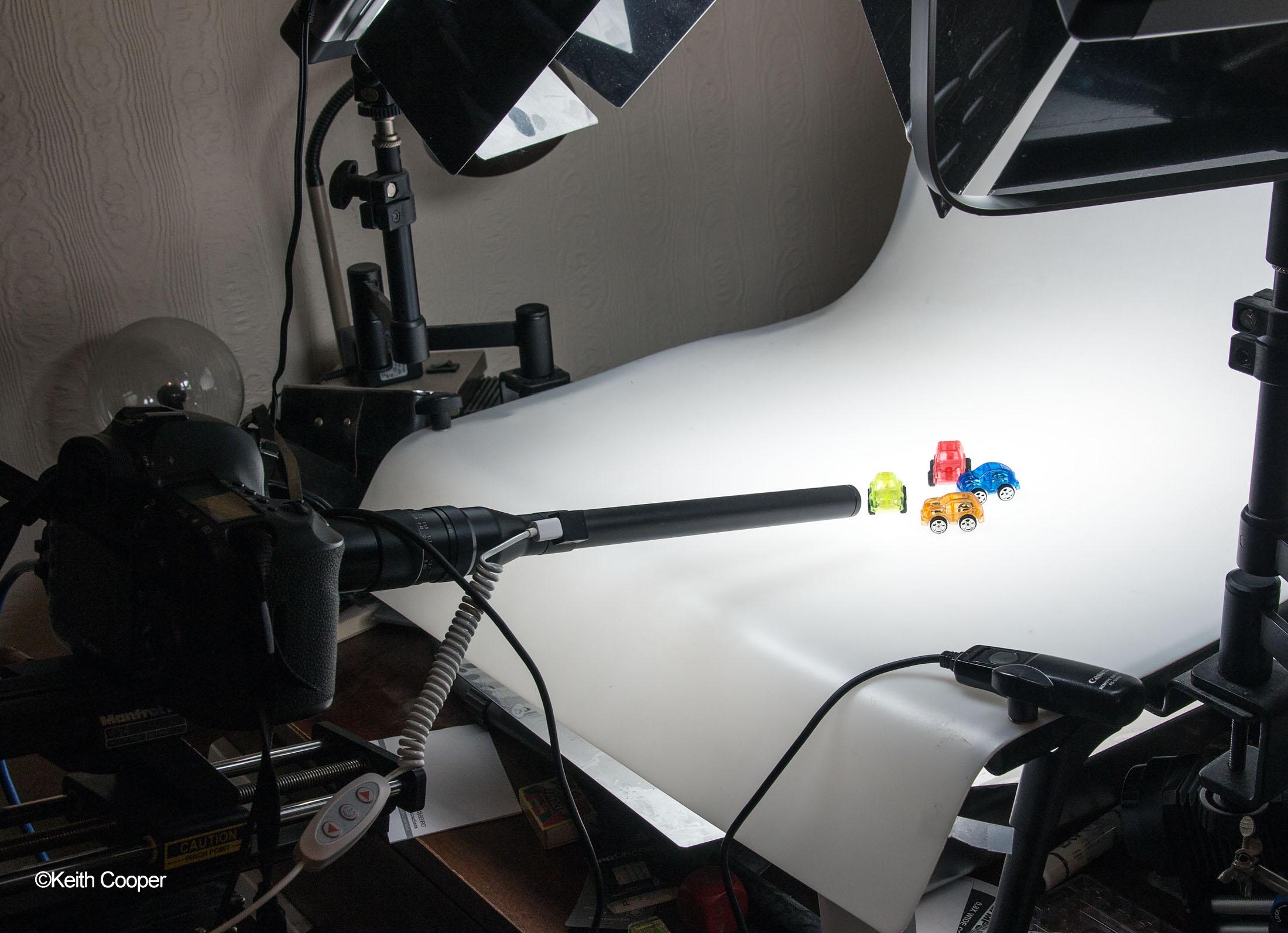 cars setup