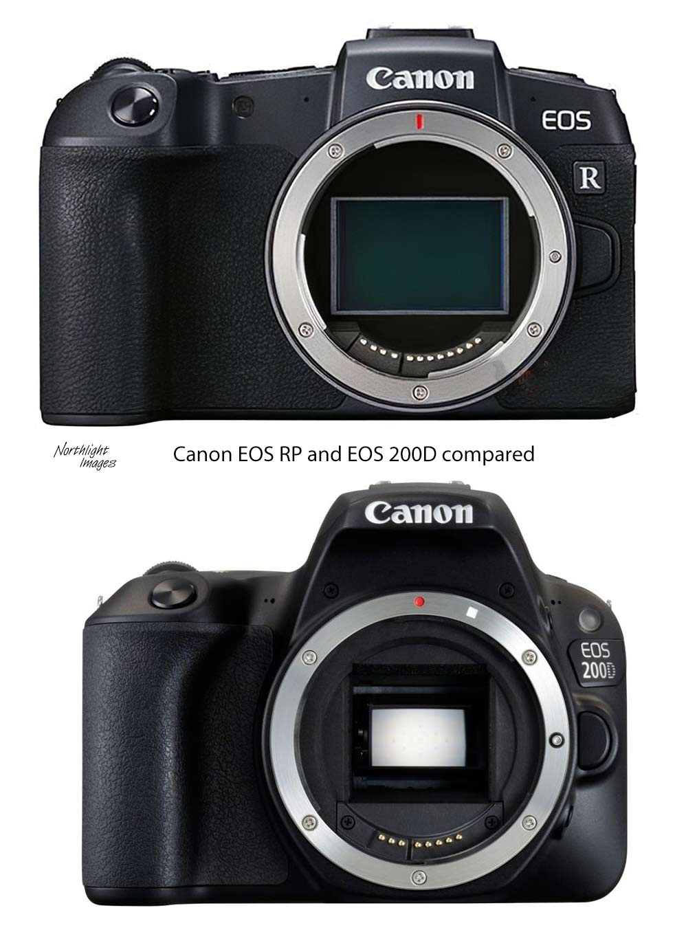 Canon camera rumours and camera technology information