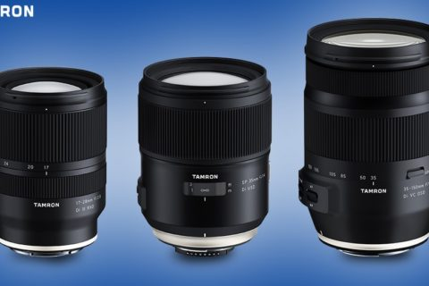 Tamron-announces-the-development-of-three-new-lenses