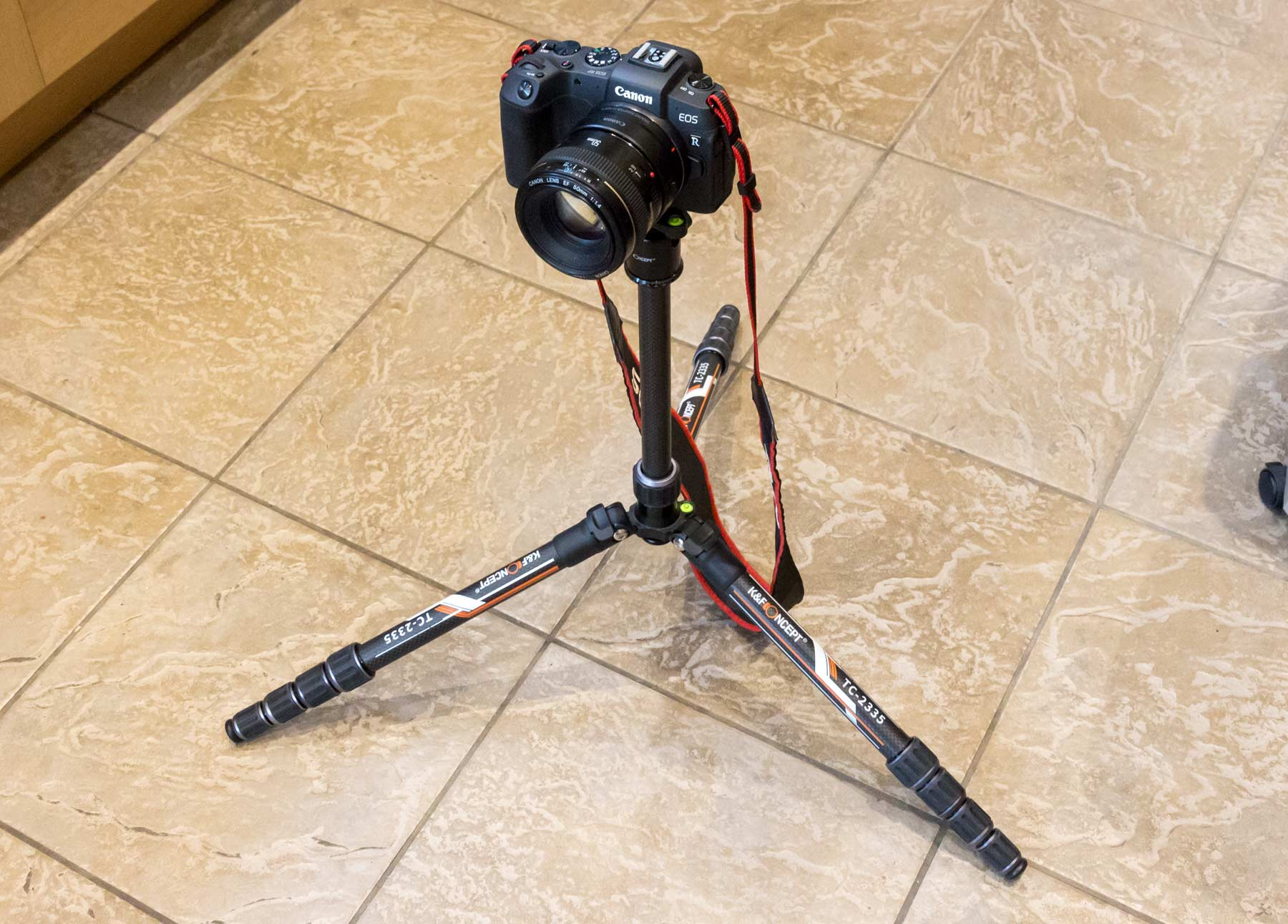 low-height-tripod