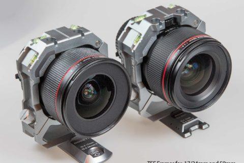 Rogeti TSE Frame III for TS-E50