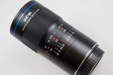 Venus Optics Laowa 100mm macro lens