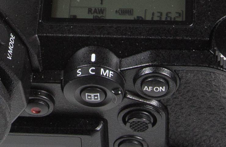 AF-settings