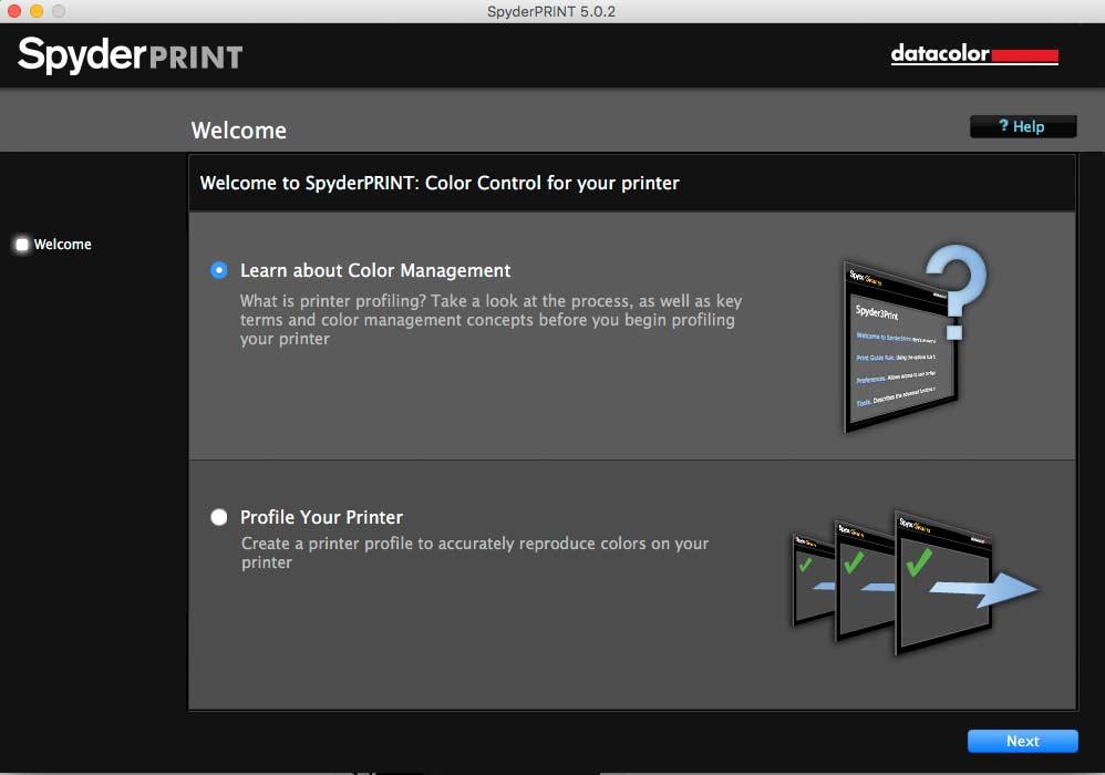 Spyderprint-startup