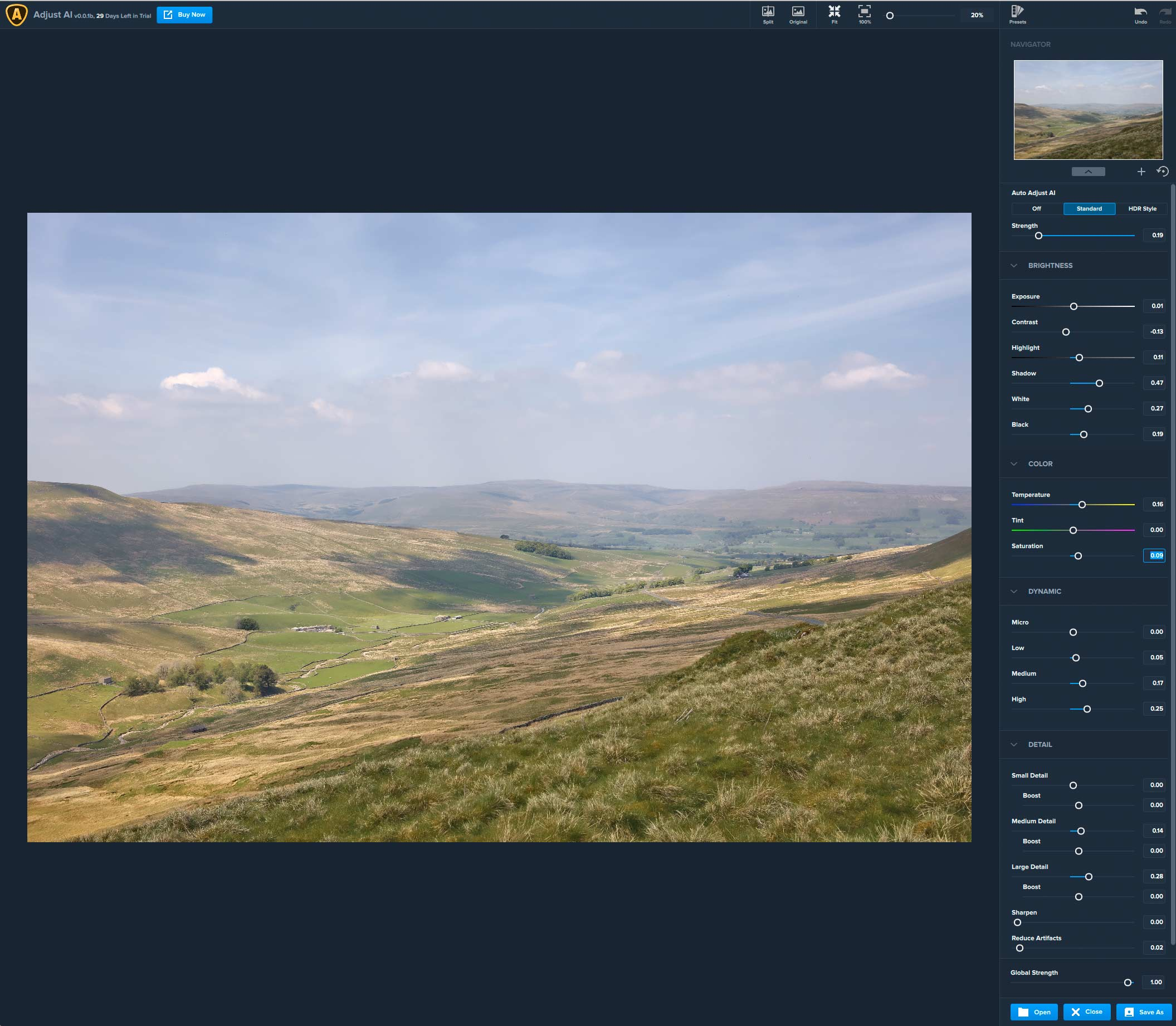 Topaz Adjust AI review - image adjustment app and plugin