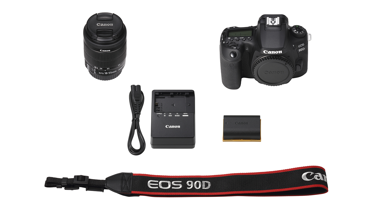 Canon EOS 90D information - Northlight Images