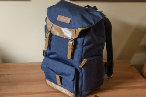 K&F camera rucksack and travel bag