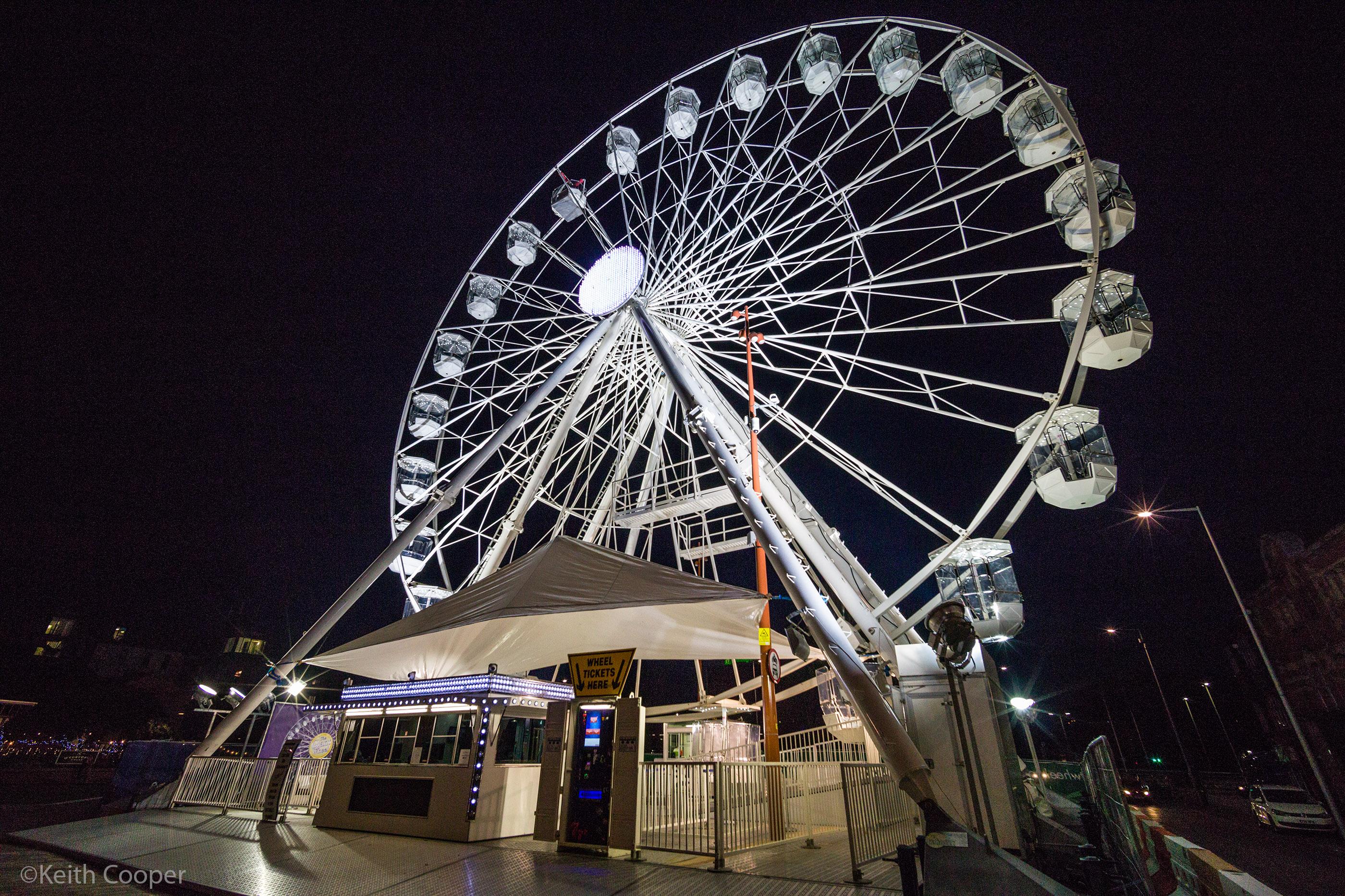 Leicester wheel