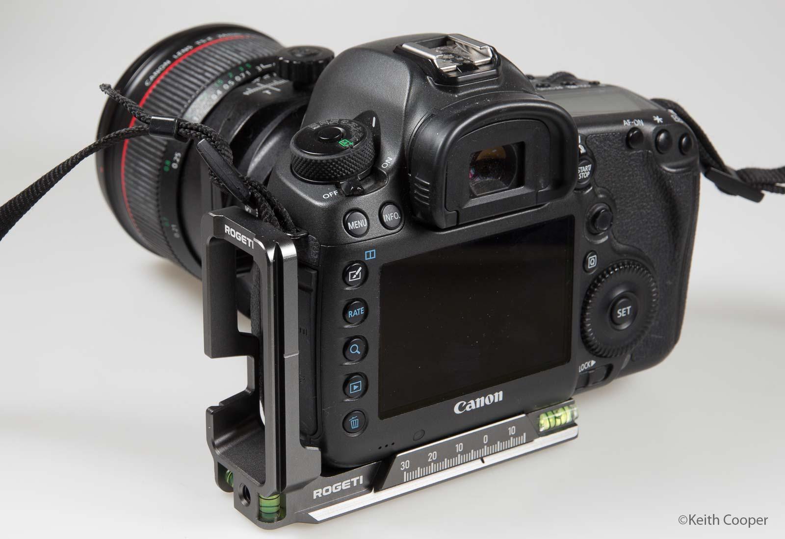 bracket-on-camera