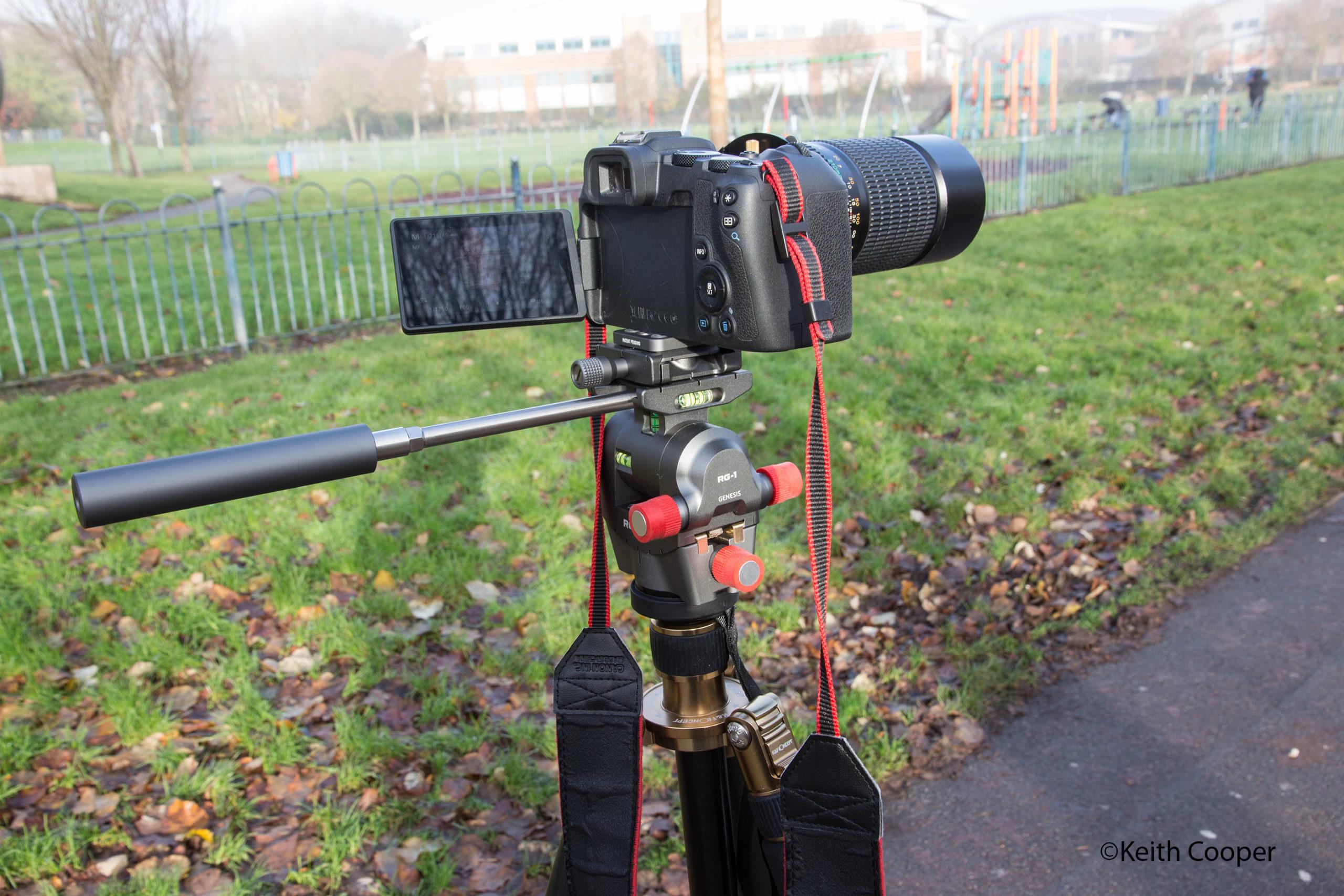 210mm f/4 on RG1