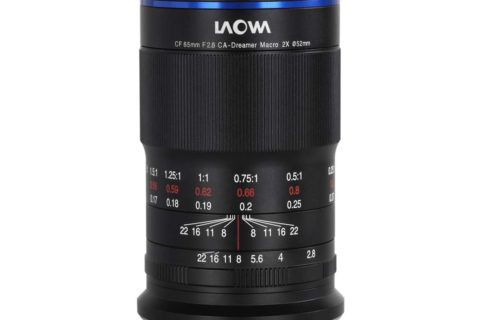 Laowa 65mm F2.8 2x Macro APO