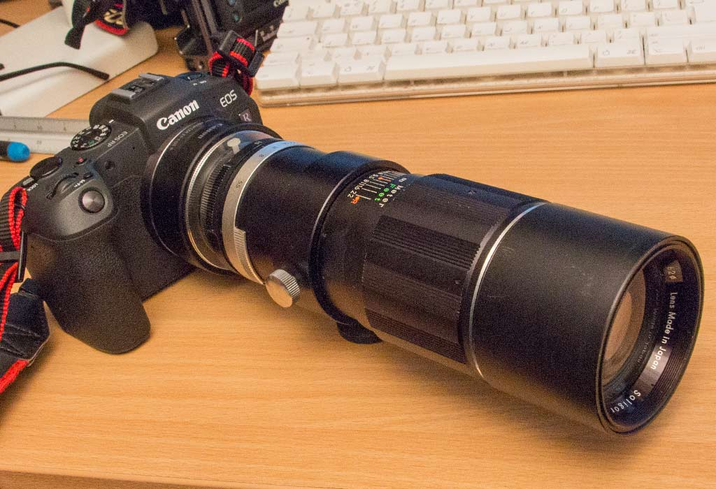 Soligor 300mm F5.5