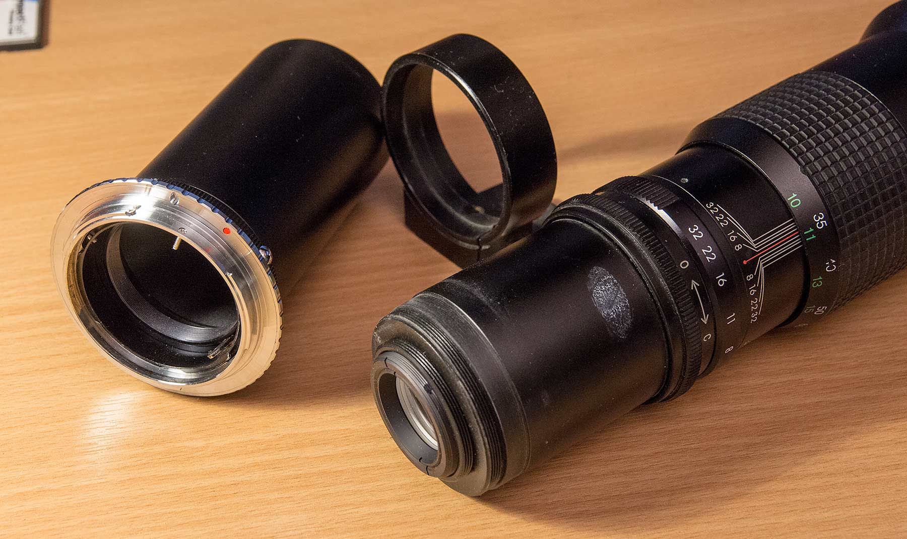 lens-parts