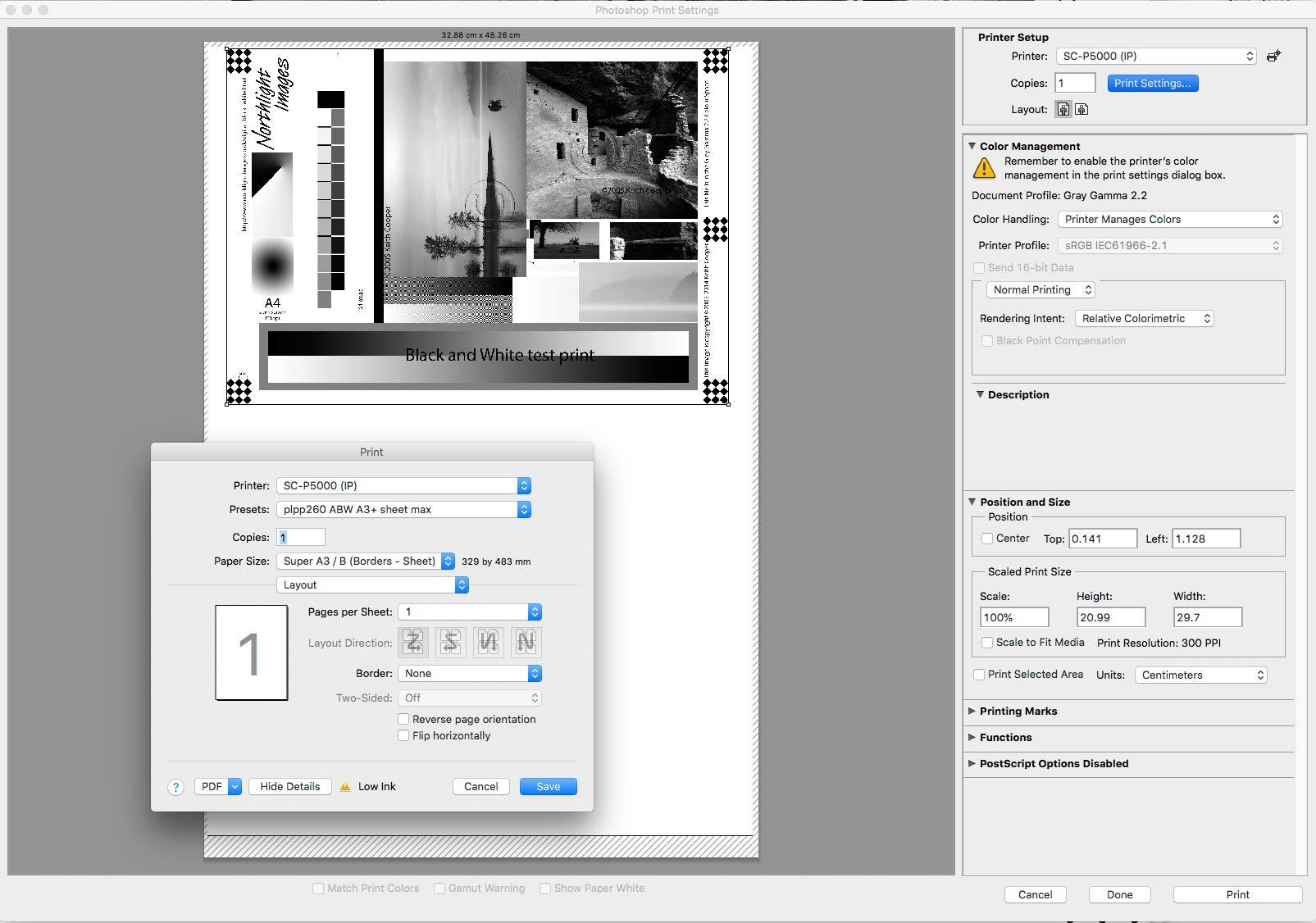 print-setup-paper