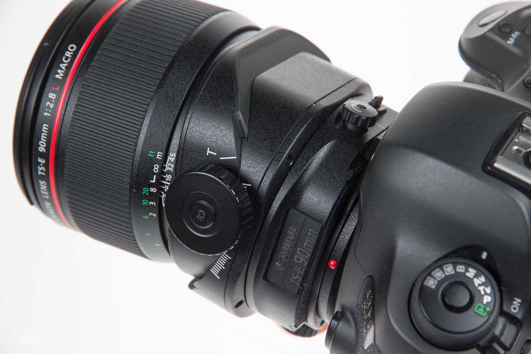 90mm TS-E