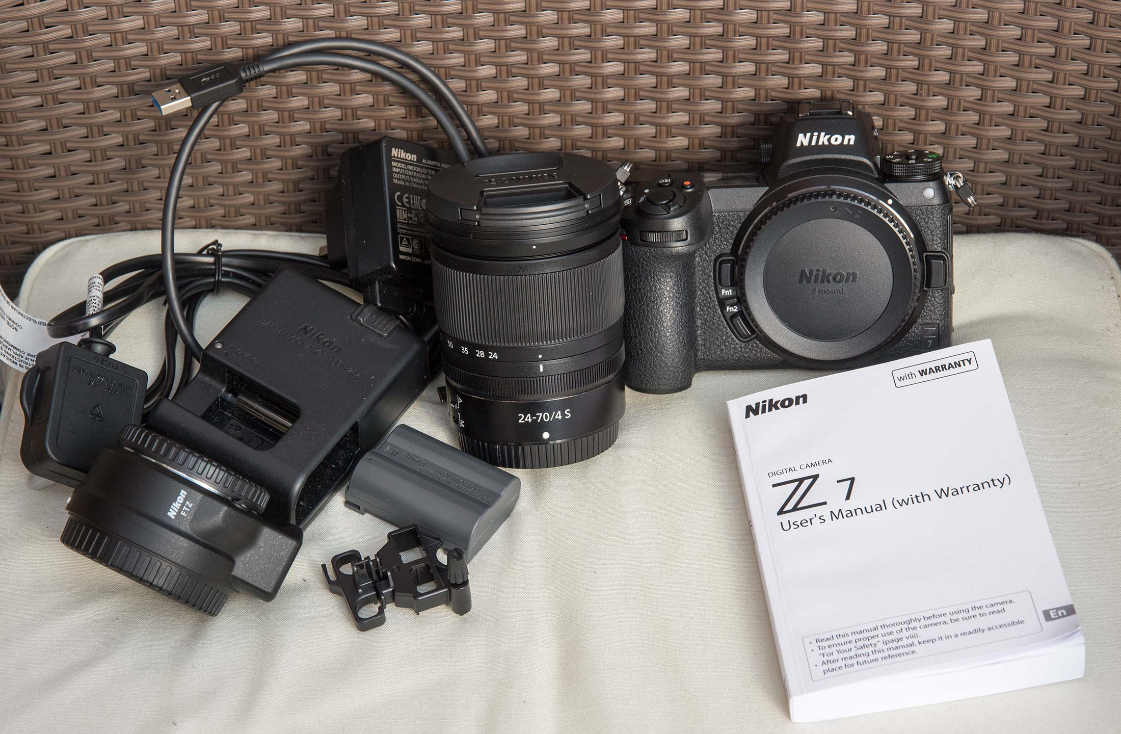 Z7-accessories