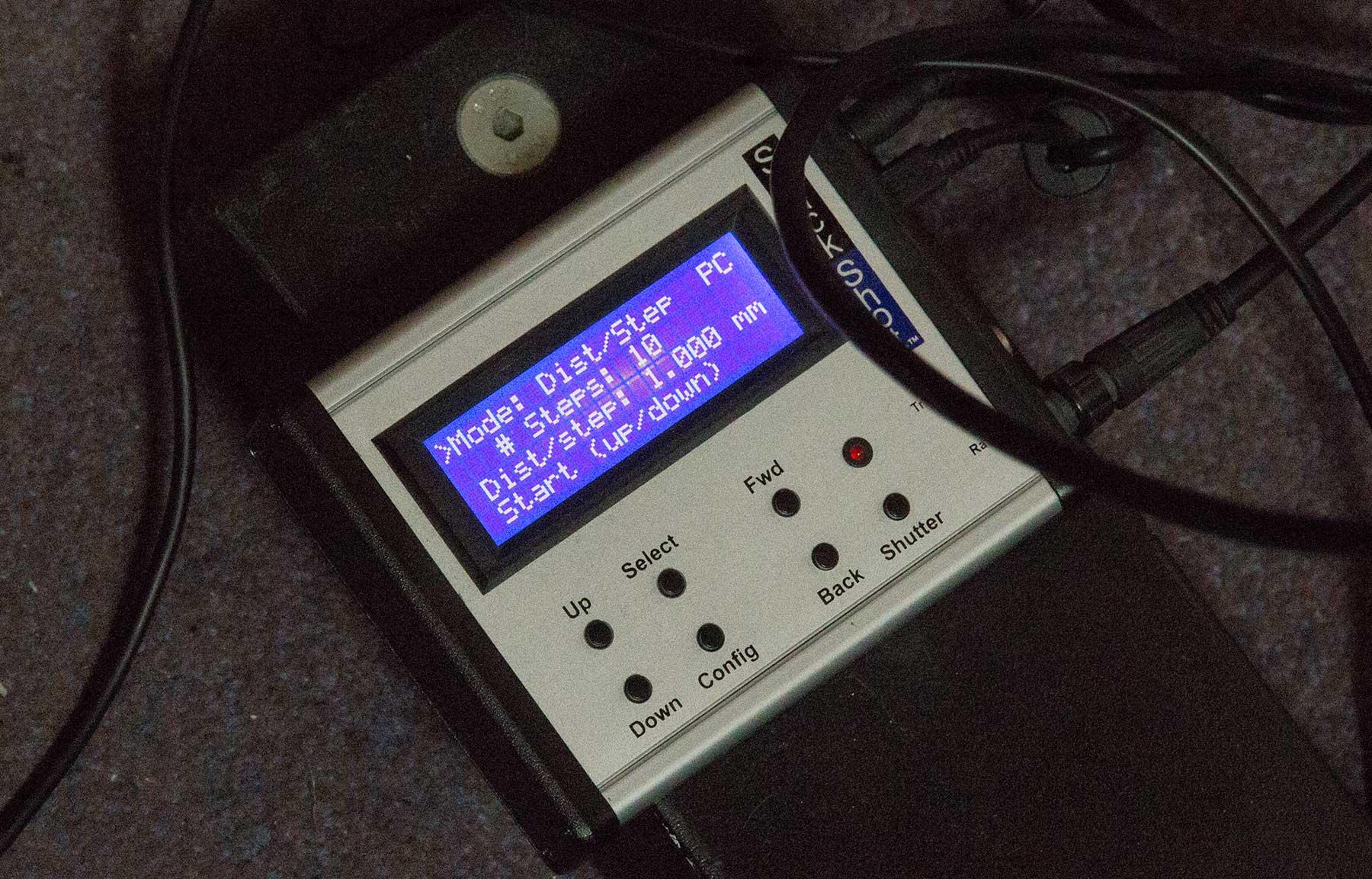 stackshot-controller