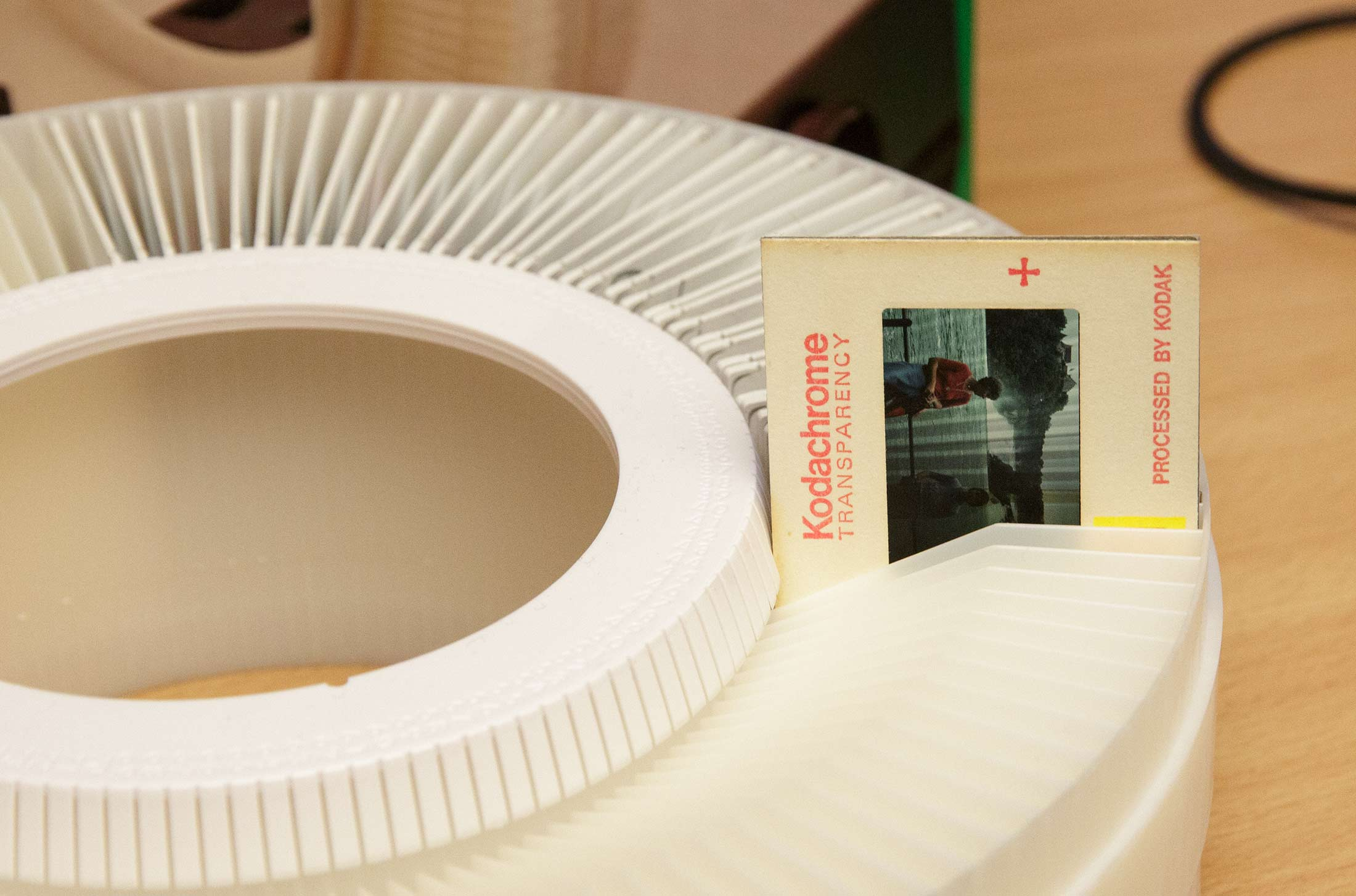 Kodachrome-cardboard