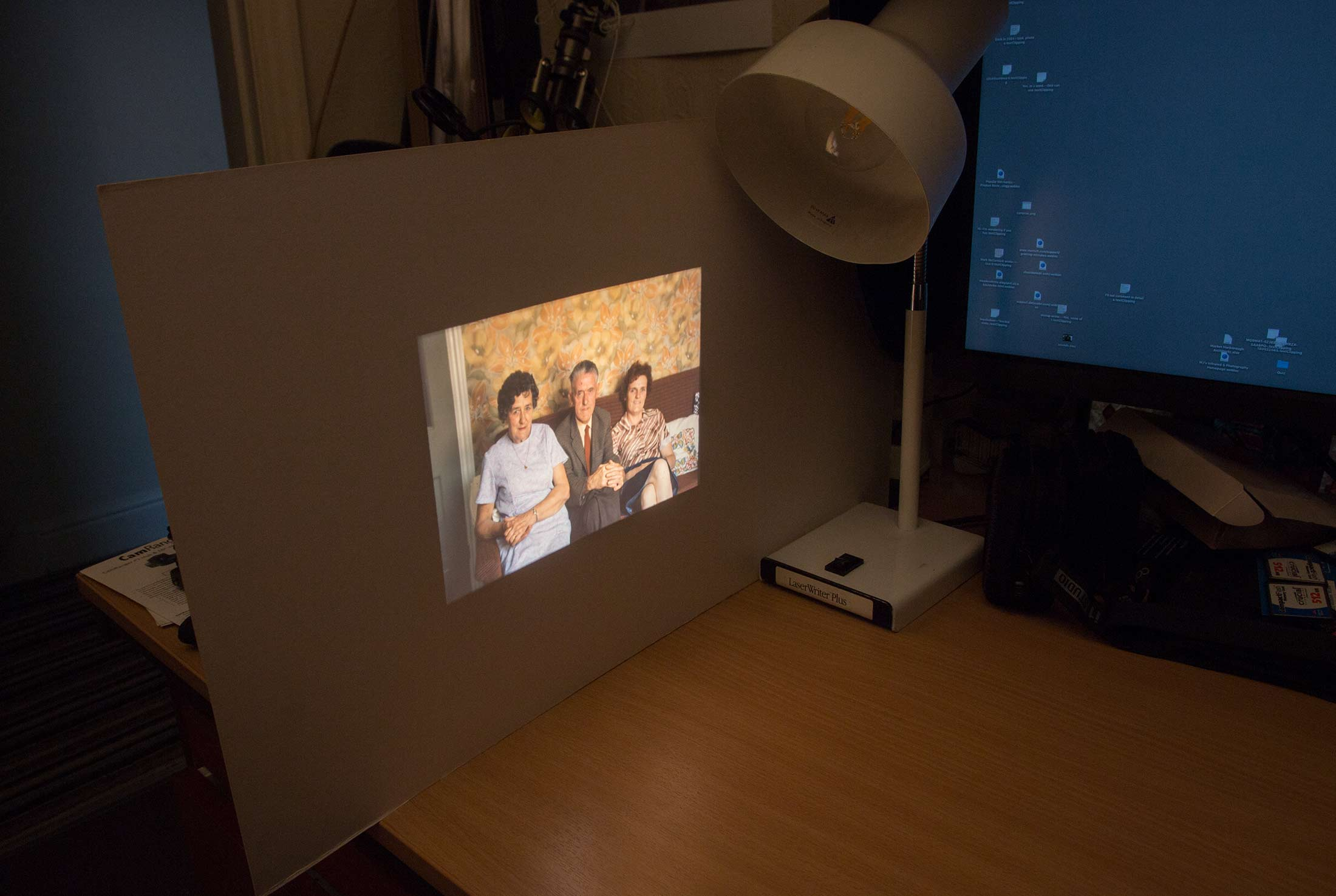 projected-image