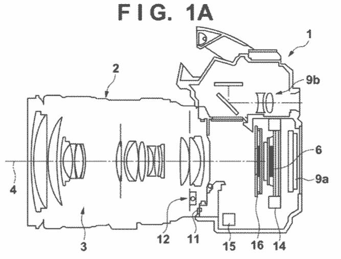 sensor-IS-camera
