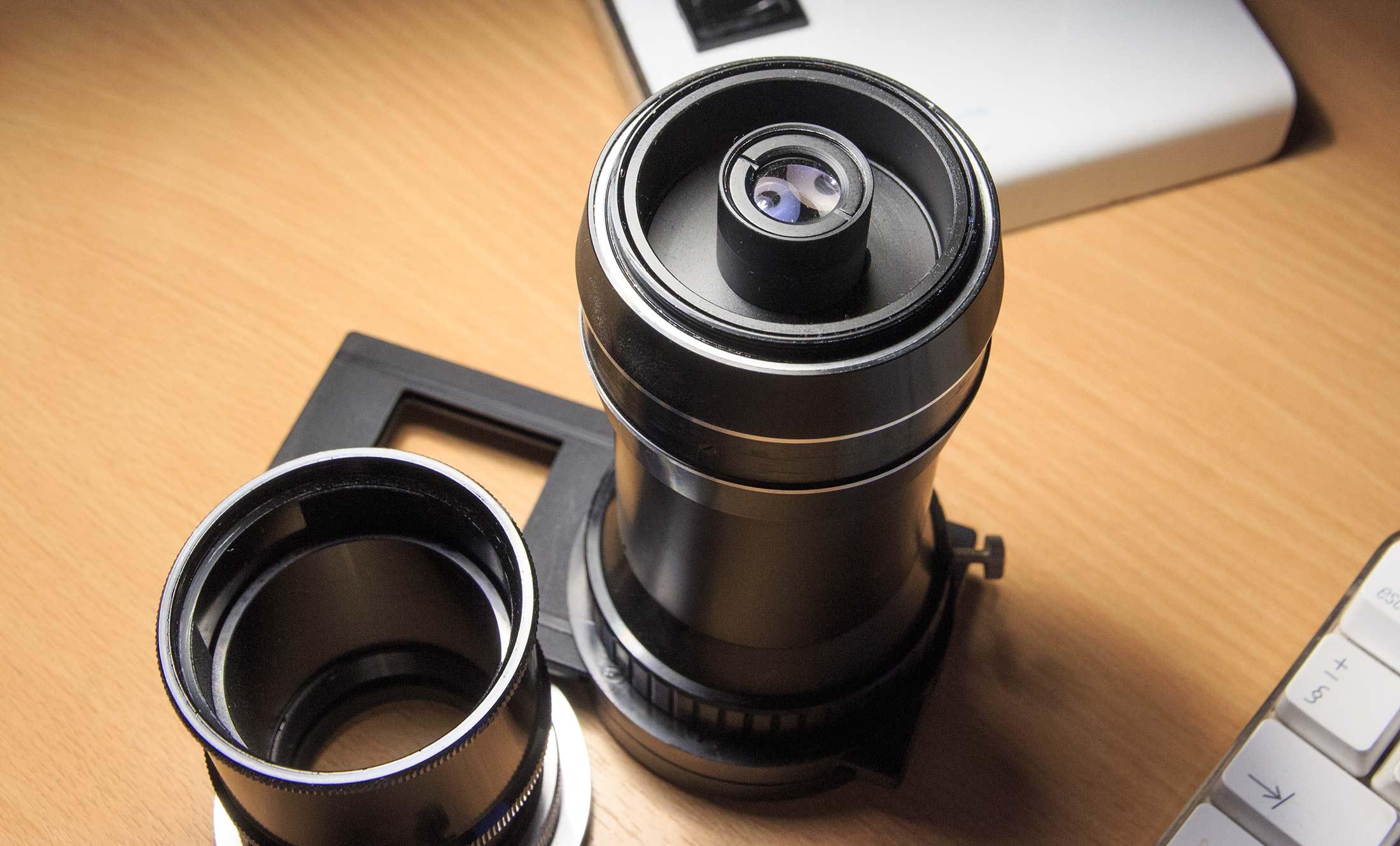 simple-lens design