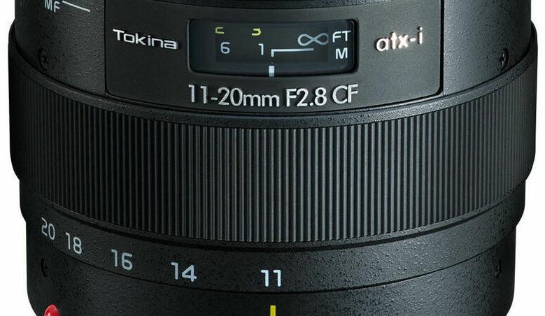 settings for lens