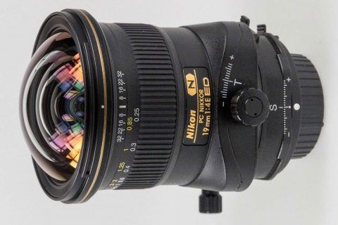 Nikon PC 19mm F4E ED review