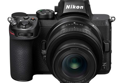 Nikon Z5 announced