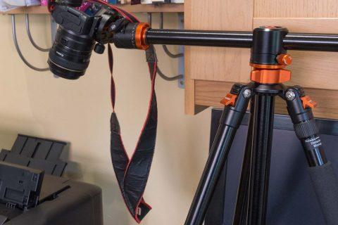 KF Concept SA254T1 camera tripod