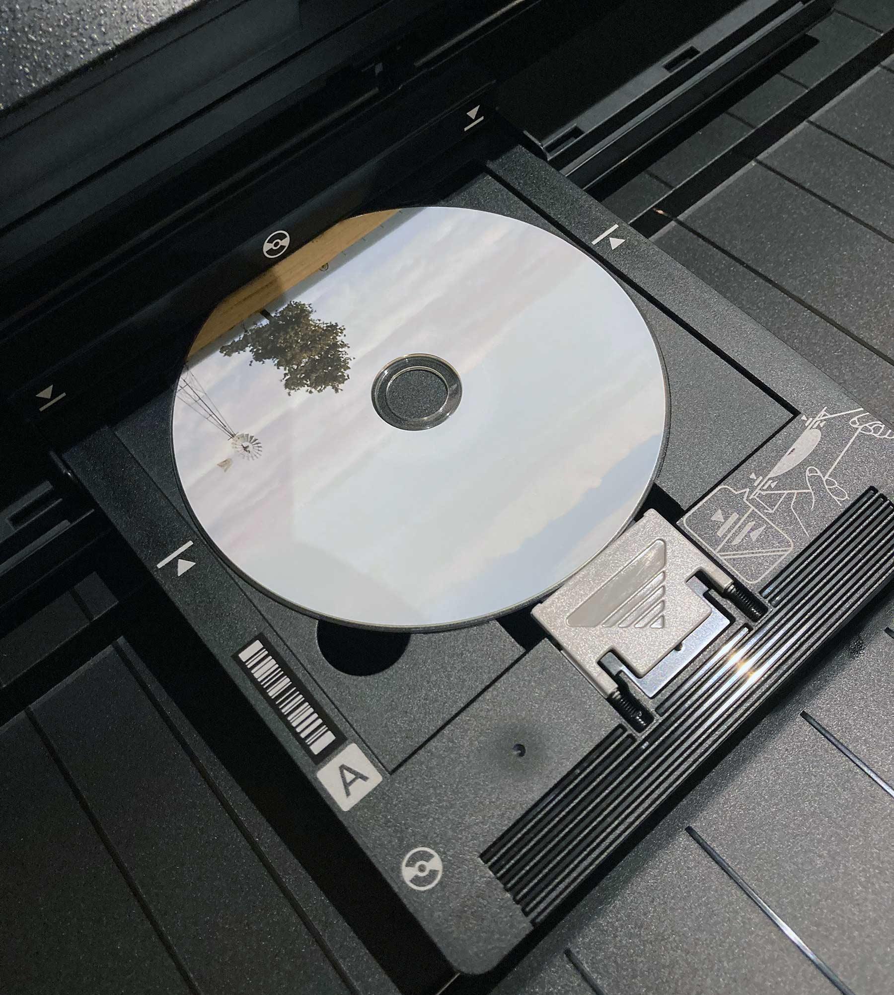 printed-DVD